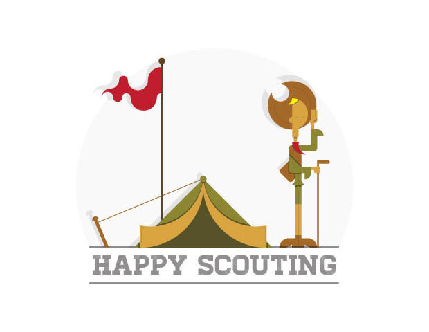 Happy Scouting