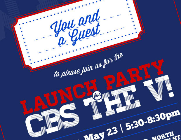 CBS Launch Invite