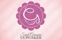 Saint Germain Cupcakes