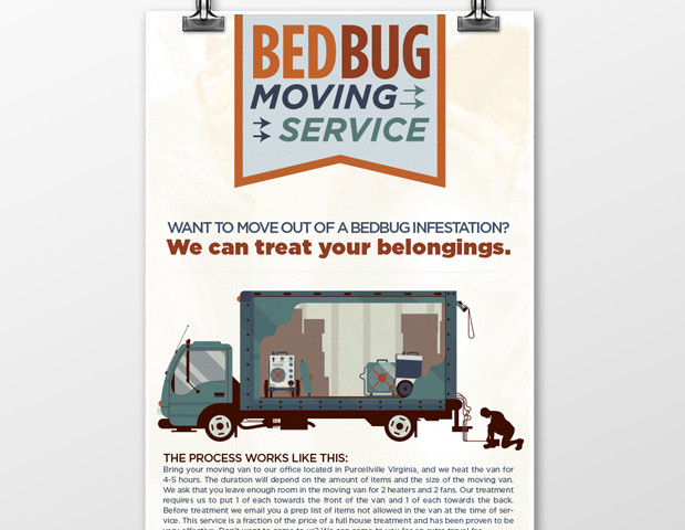 Moving? Bedbugs?