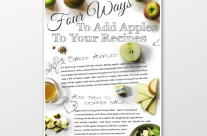 Add Apples To Your Recipes