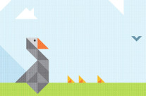 Birds of a Triangle
