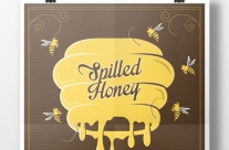 Spilled Honey.