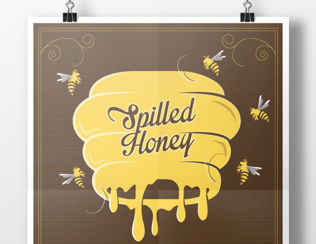 Spilled Honey.
