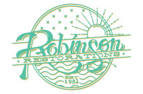 Robinson Hand Lettering
